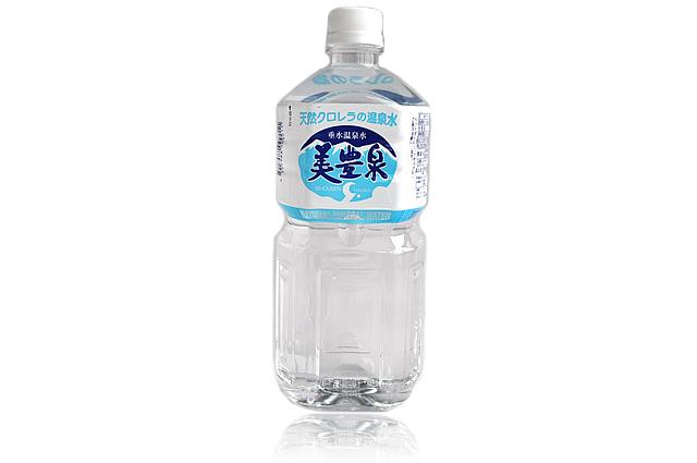 美豊泉1リットル12本 商品詳細|飲む温泉水と本格芋焼酎の通販 ...